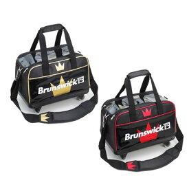 Brunswick BC85 ダブル キャスター ブランズウィック ボウリング バッグ 2個入 ボウリング用品 ボーリング グッズ