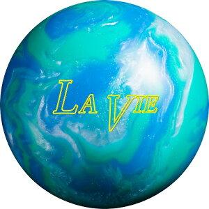 (ABS) ボウリングボール ラヴィ(LA VIE) ブルー