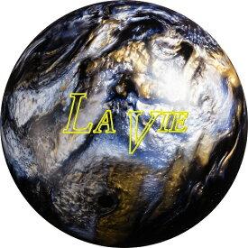 ABS ラヴィ(LA VIE)ブラック ボウリング ボール ボウリング用品 ボーリング グッズ