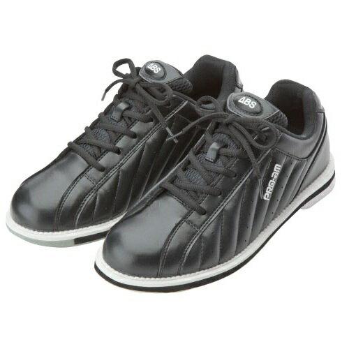 ABS ボウリング シューズ S-250 ブラック・ブラック ボウリング用品 ボーリング グッズ 靴