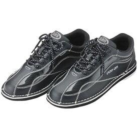 ABS ボウリング シューズ S-570 ブラック・ブラック ボウリング用品 ボーリング グッズ 靴