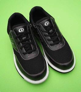 Dexter Ds49・ジッパー ブラック ボウリング シューズ デクスター ボウリング用品 ボーリング グッズ 靴