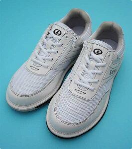 Dexter ボウリング シューズ Ds49・ジッパー ホワイト デクスター ボウリング用品 ボーリング グッズ 靴
