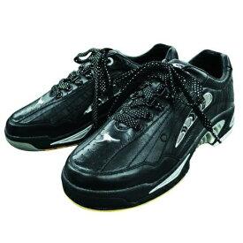 ABS ボウリング シューズ NV-4 ブラック・ブラック ボウリング用品 ボーリング グッズ 靴