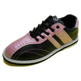 Dexter ボウリング シューズ Ds38 ブラック・ピンク デクスター ボウリング用品 ボーリング グッズ 靴