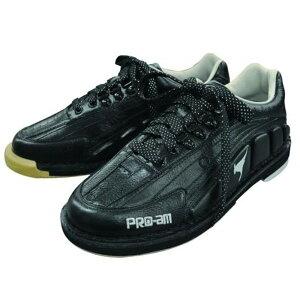 ABS ボウリング シューズ NV-3 ブラック・ブラック ボウリング用品 ボーリング グッズ 靴