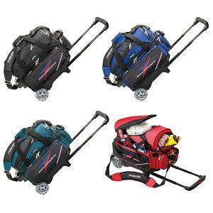 ABS B20-1500 ボール 2個用 ボウリング カート バッグ ショート ボウリング用品 ボーリング グッズ