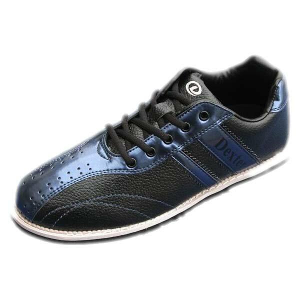Dexter ボウリング シューズ Ds38 ブラック・ネイビー デクスター ボウリング用品 ボーリング グッズ 靴