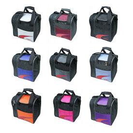 STRIKES ボウリング バッグ XB29-CI 全9色 1ボールバッグ ストライクス ボウリング用品 ボーリング グッズ