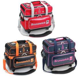 Brunswick Bisou(ビズ) Dローラー ブランズウィック ボウリング バッグ 2個入 ボウリング用品 ボーリング グッズ