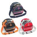 Brunswick Bisou(ビズ) Sケース ブランズウィック ボウリング バッグ シングル 1個入 ボウリング用品 ボーリング グッズ