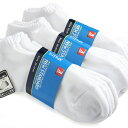 靴下 メンズ ソックス / 足底パイル編み 甲メッシュタイプ 白 9足セット くるぶし ショート スニーカー丈 / ホワイト / 送料無料