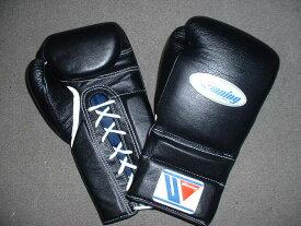 Winning ウイニング練習用 ボクシング グローブ(プロタイプ)12オンス スタンダードカラー 青 赤 白 黒