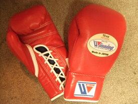 Winningウイニング公式試合用 ボクシング グローブ(10オンス)