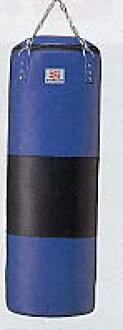 Nine cherry tree sandbags (blue X black) 140 <九櫻 training bag> empty-handed boxing article