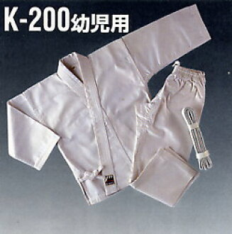 Rubber type # 000 for the ミツボシ karate clothes infant