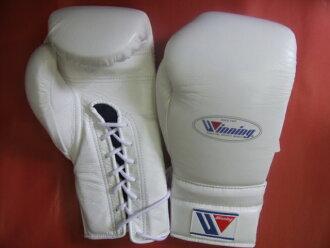 供预订Winning获胜练习使用的拳击手套(专业型)14盎司MS500