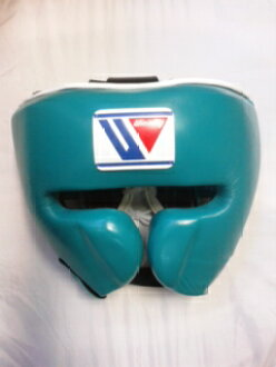IN STOCK  - Limited item / Special price  Winning head gear in GREEN for professional use (FG-2900)
