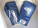 16オンス ネイビー Winning ウイニング練習用 ボクシング グローブ (プロタイプ)