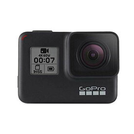 【15時まで決済即日発送】GoPro HERO7 Black CHDHX-701-RW ゴープロ ヒーロー7 ブラック ウェアラブル アクション カメラ