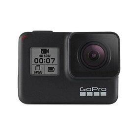 GoPro HERO7 Black CHDHX-701 ゴープロ ヒーロー7 ブラック ウェアラブル アクション カメラ