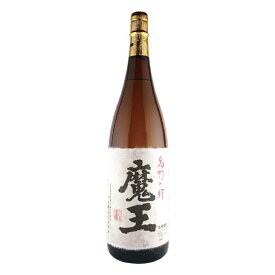 【クーポンで最大5%OFF】【最安値に挑戦】 魔王 芋焼酎 25度 1800ml 白玉醸造