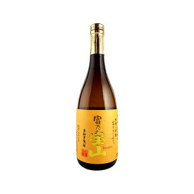 富乃宝山 芋焼酎 25度 720ml 西酒造