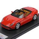 LookSmart 1/43スケール フェラーリ カリフォルニアT スパイダー ロッソコルサ LS434C