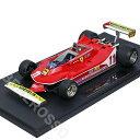 TOPMARQUES 1/18スケール フェラーリ 312 T4 シェクター #11 GRP002F