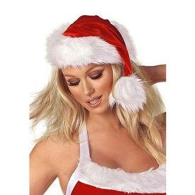 海外ブランド ROMA ローマ クリスマス コスプレ レディース 海外 衣装 サンタ コスチュームとお揃いサンタ帽子単品/大人 仮装 パーティー イベント