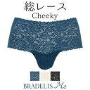 【32%OFF】ブラデリスニューヨーク Smiley Cheeky(スマイリー チーキー) BRADELIS Me BRNY Tバック レース 下着 パンツ レディース 大きいサイズ セクシー