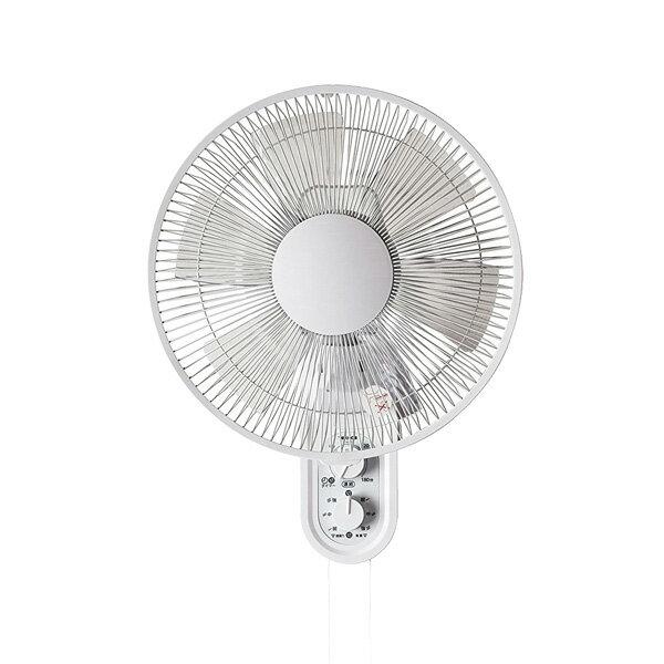 【送料無料!】TEKNOS KI-W289「壁掛け扇風機 30cm壁掛けメカ扇風機 KI-W289」押ボタンで風量を調節/KI-W-289/KIW289