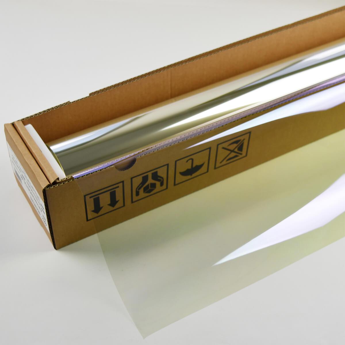 条件付き送料無料 GHOSTII(ゴーストII) オーロラ78 1m幅 x 長さ30mロール箱 ブレインテック 多層マルチレイヤー ストラクチュラルカラー オーロラフィルム78 [10-AR78(GHOSTII)40]