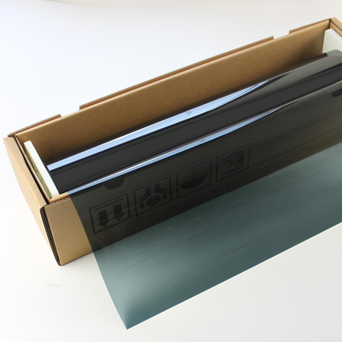 ウィンドウフィルム 窓ガラスフィルム スーパーUV400グリーン30(28%) 50cm幅×30mロール箱売 遮熱フィルム 断熱フィルム UVカットフィルム ブレインテック Braintec