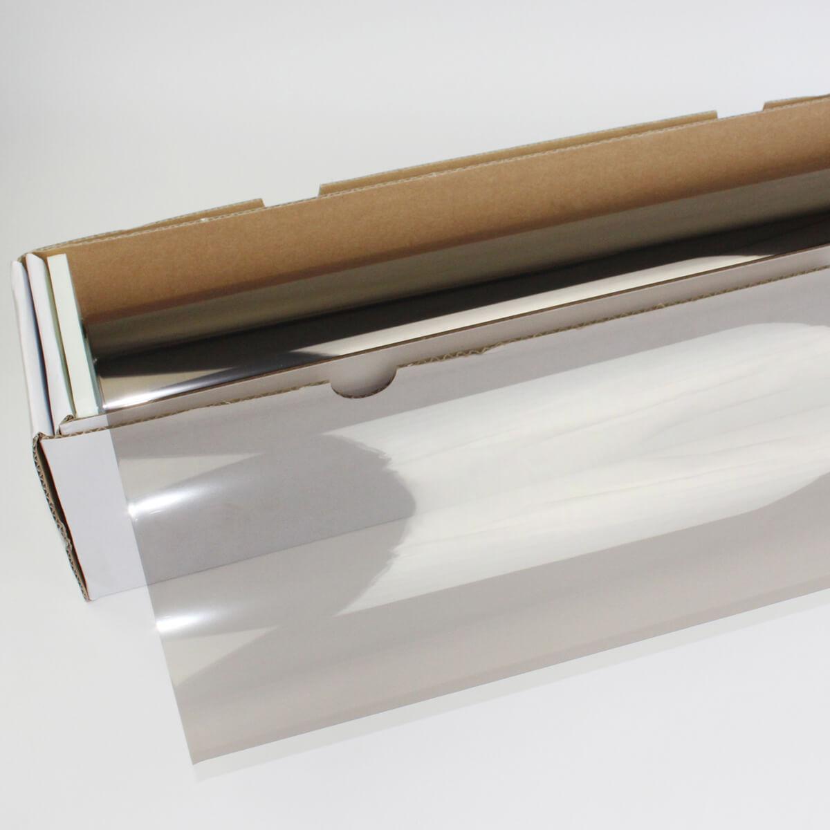 ウィンドウフィルム 窓ガラスフィルム SPブロンズメタル50(55%) 50cm幅×30mロール箱売 遮熱フィルム 断熱フィルム UVカットフィルム ブレインテック Braintec
