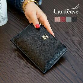 カードケース カード入れ カード収納 カード レディースカードケース レディース 2つ折り 大容量 マルチケース ファスナーポケット付き スナップボタン開閉 財布 スマート コンパクト おしゃれ 上品 大人かわいい 収納力抜群