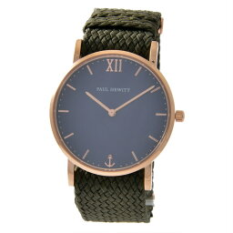 桿休伊特PAUL HEWITT PH-SA-R-Sm-B-20S販賣人線男女兩用手錶Sailor Line 36mm[PAUL HEWITT][新貨][Brandshop IL]