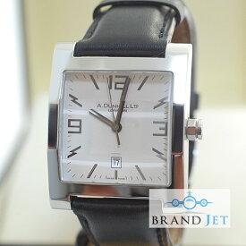 ダンヒル/ファセット/メンズ 腕時計/革ベルトモデル/8031/電池交換済み【中古】