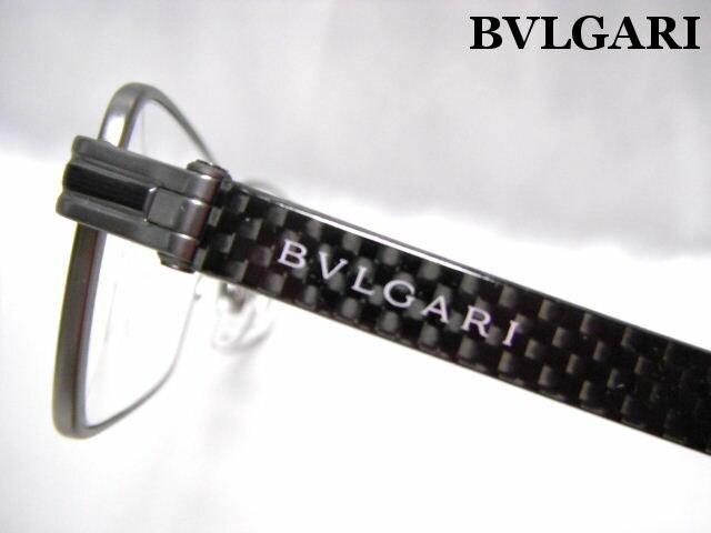 BVLGARI ブルガリ メガネフレーム 眼鏡 めがね ダテメガネ 度付レンズに交換可能 メンズ レディース 老眼鏡【未使用】【中古】【新品】