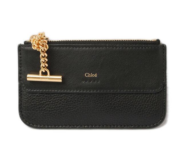 クロエ コインケース/カードケース Chloe JOE/ジョー BLACK/ブラック 3P0698-H8J