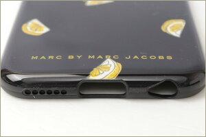 マークジェイコブスiPhoneケース/アイフォンケースMARCBYMARCJACOBSiPhone6/6Sレモン/ブラックスマートフォンカバーM007919
