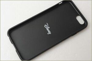 マークジェイコブスiPhoneケース/アイフォンケースMARCBYMARCJACOBSコラボディズニーiPhone6/6SスマートフォンカバーブラックM0007878