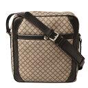 a73e8d1d2921be Gucci shoulder bag / pochette GUCCI Diamante coating canvas brown / beige  268159 is unused