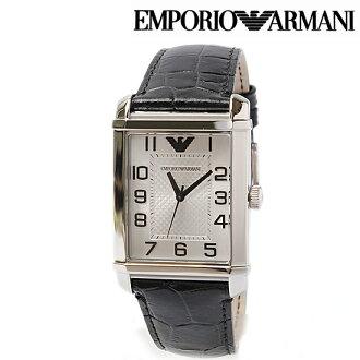 商场阿玛尼 EMPORIO ARMANI 男装手表 (经典) 黑 AR0486