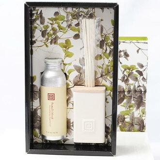 THANN Tan ホームアロマセラピー aroma diffuser set aromatic wood