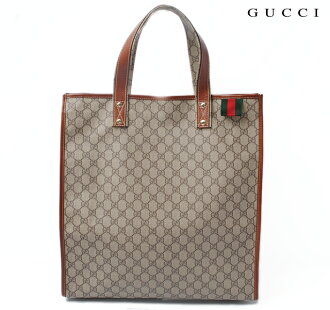 Gucci by GUCCI tote bag 233081 KGD3G8527 GG plus GG beige / Brown