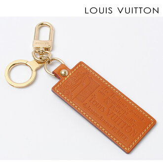 LOUIS VUITTON Louis Vuitton key ring / キーホルダーポルトクレ フォルテュンヌヌメ leather M85378