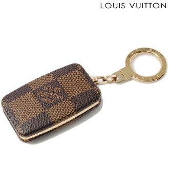 Louis Vuitton 路易威登钥匙环钥匙圈 astropil M66186 双色格子光与