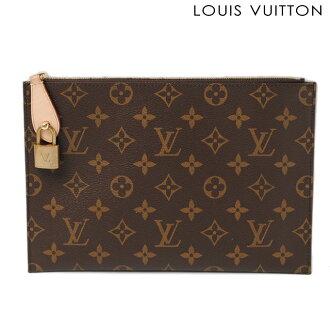 Louis Vuitton 离合器袋/袋路易 · 威登卡鲁塞尔门廊会标 M45287