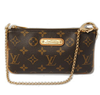 Louis Vuitton accessariporch / Pochette-Mira MM/LOUIS VUITTON/M60094 Monogram